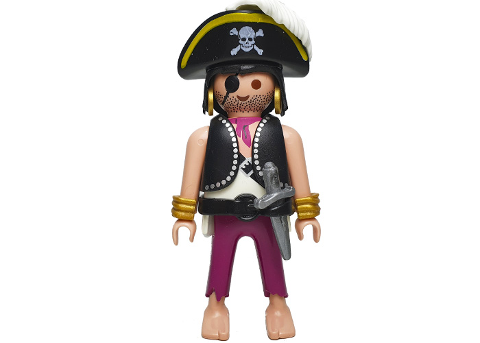 Playmobil Pirata Calavera playmobil