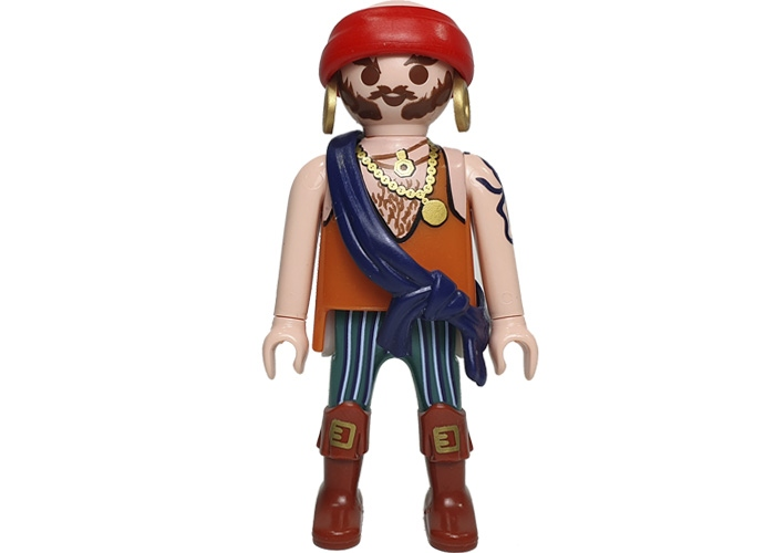 Playmobil Pirata con Patillas playmobil
