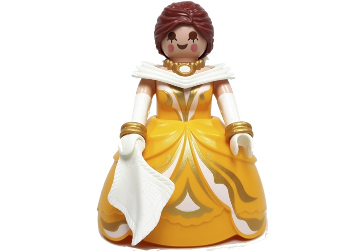 Playmobil Bella Princesa vestido playmobil