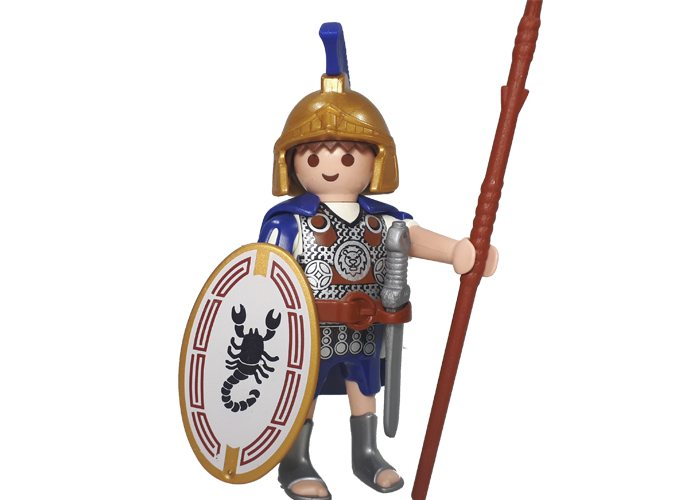 Playmobil Romano Escorpion playmobil