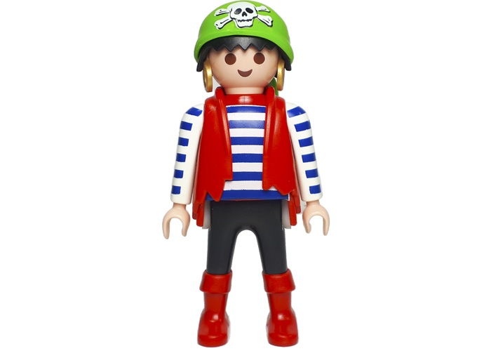 Playmobil Pirata Rico Fun PArk playmobil