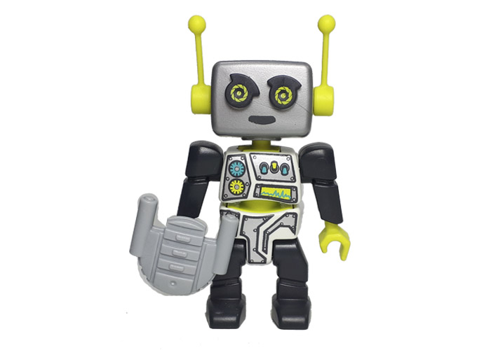 Playmobil Robot Mini Espacial playmobil