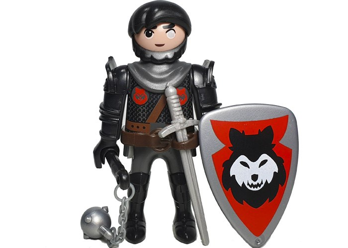 Playmobil Rypan Guardian Caballero playmobil
