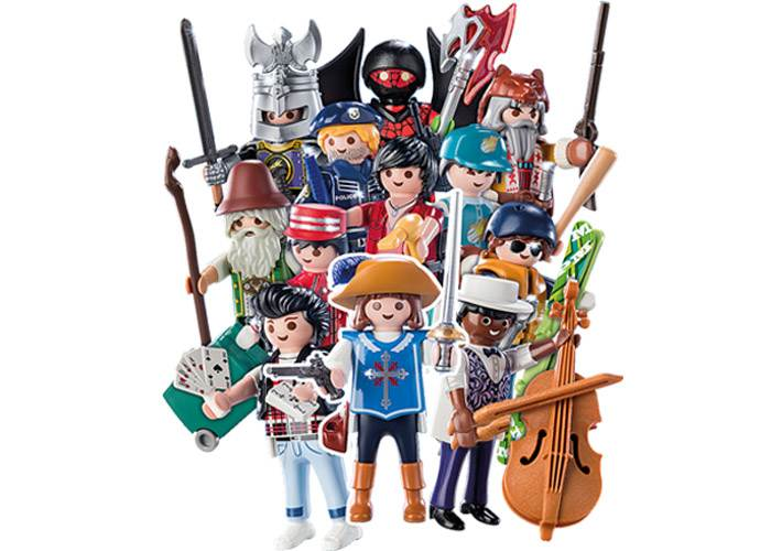 Playmobil Serie 16 Chicos playmobil