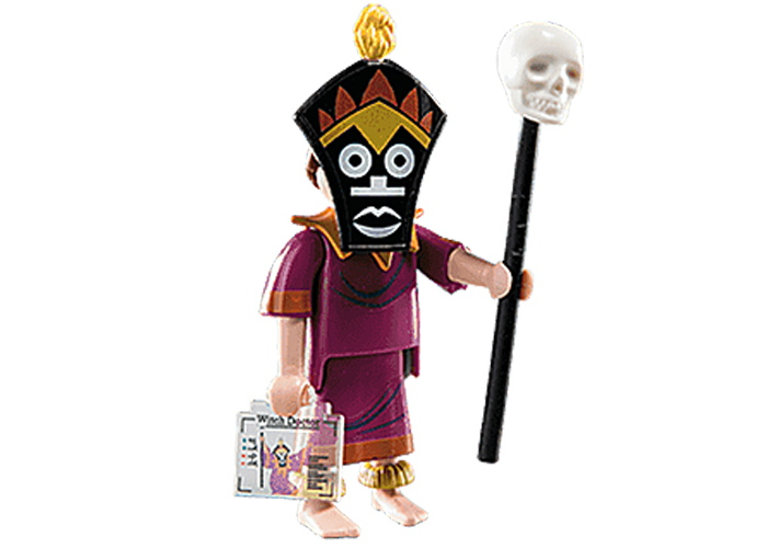 Playmobil Brujo Witch Doctor . playmobil