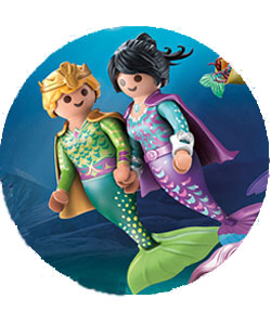 Sirenas playmobil