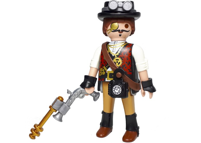 Playmobil Steampunk Serie 11 playmobil