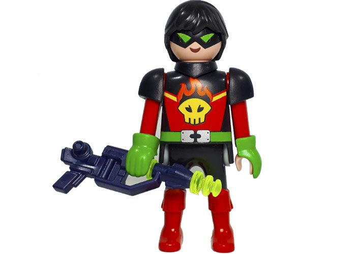 Playmobil Superheroe Punisher S11 playmobil