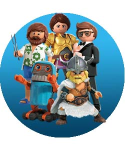 The Movie playmobil
