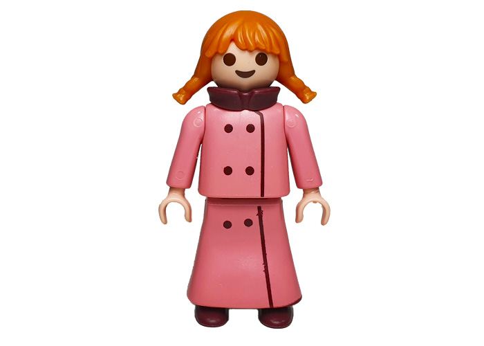 Playmobil Theresa con ropa Invernal playmobil
