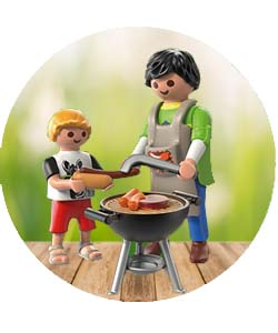 Family Fun / Vacaciones playmobil