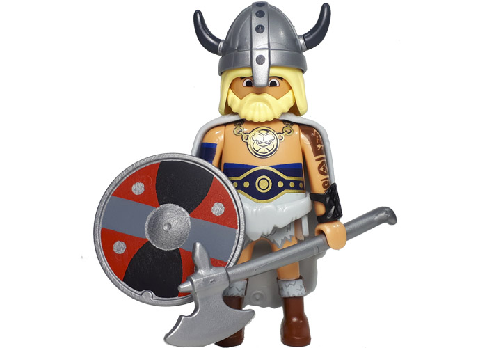 Playmobil Vikingo Charlie The Movie playmobil